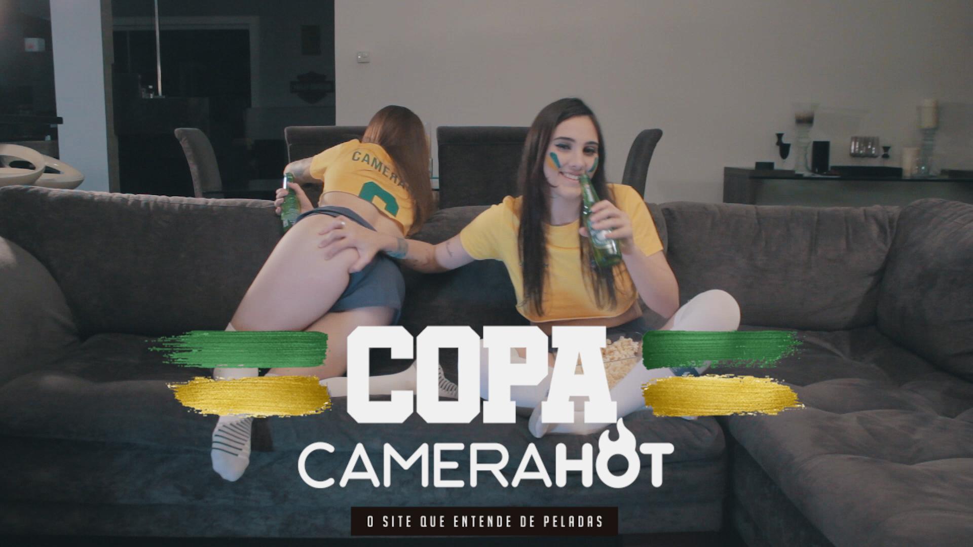 Acompanhe os jogos do Brasil com as peladas