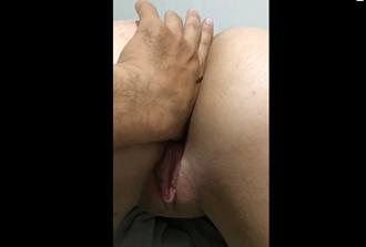 Sexo amador com a namorada rabuda gostosona
