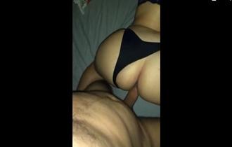 Sexo amador com a gostosa do Tinder
