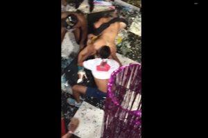 Vídeo de sexo do carnaval 2019