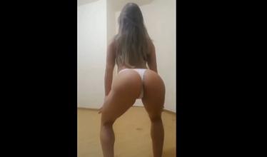 Vídeo gostosa dançando