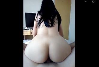 Sentando na pica grossa